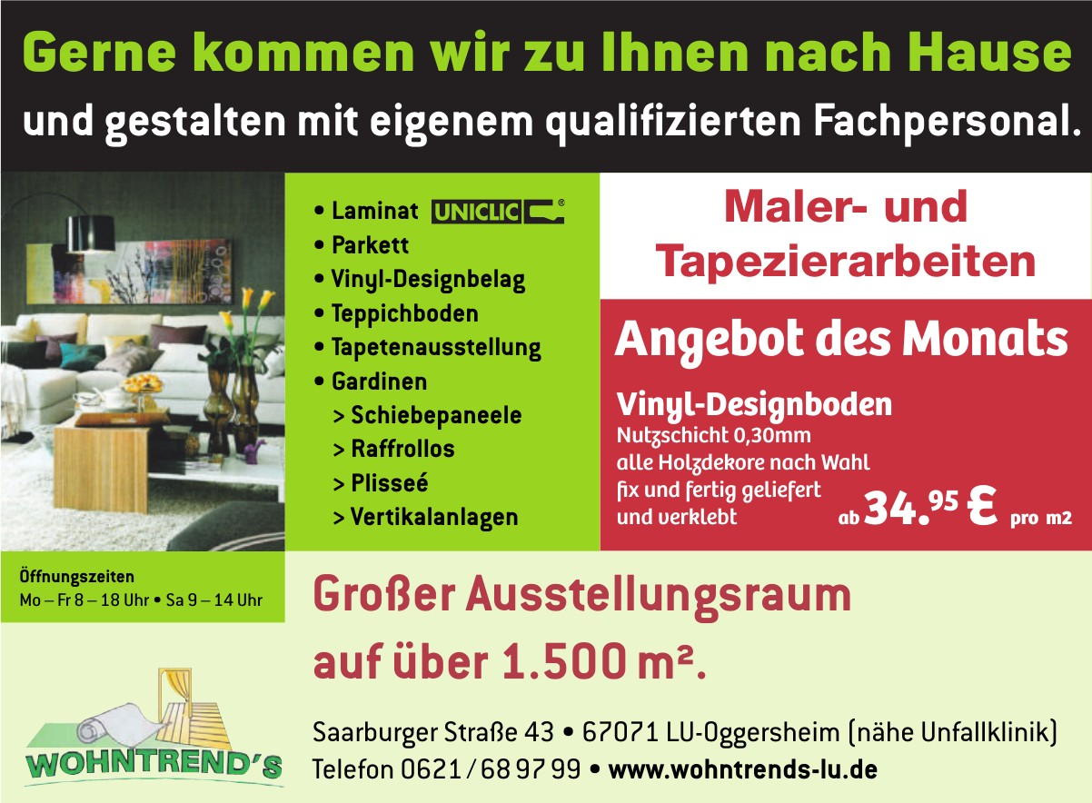 Wohntrend´s